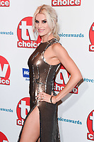 Sarah Jayne Dunn<br /> at the TV Choice Awards 2018, Dorchester Hotel, London<br /> <br /> ©Ash Knotek  D3428  10/09/2018