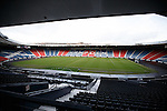 The old pitch at Hampden which is about to be relaid
