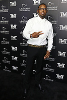 FT. LAUDERDALE, FL - FEBRUARY 28, 2021 - P-Reala attends Floyd Mayweather's futuristic 44th birthday party at The Venue on February 18, 2021 in Fort Lauderdale, Florida. Photo Credit: Walik Goshorn/Mediapunch