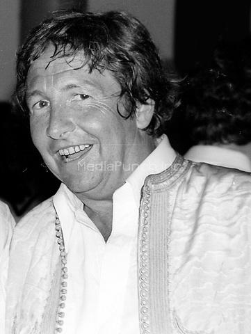 Robert Rauschenberg 1978<br /> Photo By Adam Scull/PHOTOlink/MediaPunch