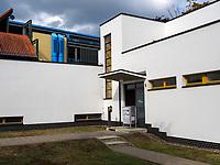 Bauhaus-Direktorenwohnhaus, erbaut von Otto-Haesler, Celle, Niedersachsen, Deutschland, Europa<br /> Bauhaus directors villa built by Otto Haesler, Celle, Lower Saxony, Germany, Europe