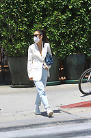 Cara Santana Spotted In West Hollywood