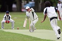 Victoria Park Community Cricket League 15-07-09