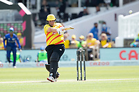 Rachel Priest, Trent Rockets pulls square of the wicket during London Spirit Women vs Trent Rockets Women, The Hundred Cricket at Lord's Cricket Ground on 29th July 2021