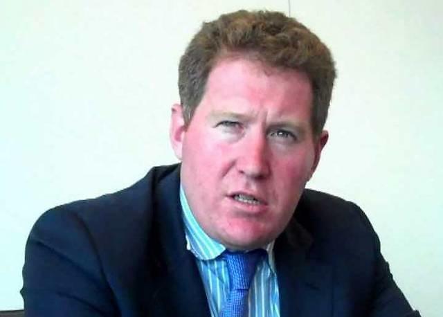 International maritime lawyer Michael Kingston