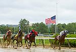 MAY 29, 2021 : Memorial weekend at Belmont Park, Elmont, NY. Sue Kawczynski-Eclipse Sportswire-CSM