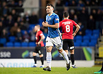 St Johnstone v Kilmarnock…24.11.18…   McDiarmid Park    SPFL<br />Tony Watt applauds the fans<br />Picture by Graeme Hart. <br />Copyright Perthshire Picture Agency<br />Tel: 01738 623350  Mobile: 07990 594431