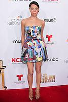 PASADENA, CA, USA - OCTOBER 10: Aubrey Plaza arrives at the 2014 NCLR ALMA Awards held at the Pasadena Civic Auditorium on October 10, 2014 in Pasadena, California, United States. (Photo by Celebrity Monitor)