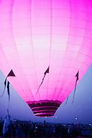 Balloons, dawn patrol