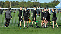 USSF Referee National Camp - Field Session, January 12, 2019