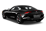 Car pictures of rear three quarter view of 2019 Karma Revero - 4 Door Sedan Angular Rear
