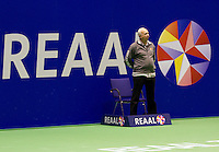 15-12-10, Tennis, Rotterdam, Reaal Tennis Masters 2010,  Scheidsrechter