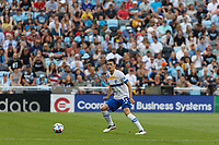 SAINT PAUL, MN - JULY 3: Nathan #13 of the San Jose Earthquakes during a game between San Jose Earthquakes and Minnesota United FC at Allianz Field on July 3, 2021 in Saint Paul, Minnesota.