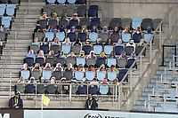 ST PAUL, MN - SEPTEMBER 27: Minnesota United FC fan head cutouts in the stands during a game between Real Salt Lake and Minnesota United FC at Allianz Field on September 27, 2020 in St Paul, Minnesota.