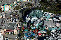 aerial photograph of the Florida Aquarium Tampa, Florida