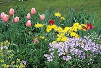 HS47-018b  Flower Garden