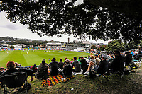 during day three of the second International Test Cricket match between the New Zealand Black Caps and West Indies at the Basin Reserve in Wellington, New Zealand on Sunday, 13 December 2020. Photo: Dave Lintott / lintottphoto.co.nz