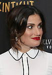 Idina Menzel during the Off-Broadway Opening Night photo call for the Roundabout Theatre Production of 'Skintight at the Laura Pels Theatre on June 21, 2018 in New York City.