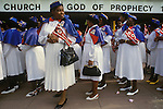 Church of God of Prophecy, Brighton Confrence Centre, National Convention Sussex. UK