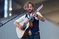John Butler performs at the Festival d'ete de Quebec (Quebec Summer Festival) on July 15, 2018. THE CANADIAN PRESS IMAGES/Francis Vachon