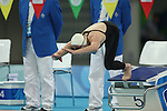 Swimming finals at the Paralympic Games in Beijing, Thursday, Sept., 11, 2008. THE CANADIAN PRESS  CPC/Mike Ridewood