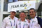 Paralympic Village - General Team pics