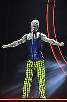 OCT 17 Erasure performing at O2 Arena, London