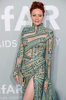 CAP D'ANTIBES, FRANCE - JULY 16:  Barbara Meier  at the amfAR Cannes Gala 2021 during the 74th Annual Cannes Film Festival at Villa Eilenroc on July 16, 2021 in Cap d'Antibes, France. <br /> CAP/GOL<br /> ©GOL/Capital Pictures