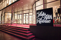 Event - Saks Fifth Avenue BCRF Hot Pink Kickoff 2013