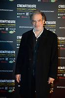 RAPHAEL MEZRAHI - Vernissage de l' exposition Goscinny - La Cinematheque francaise 02 octobre 2017 - Paris - France
