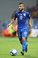 Fifa World Cup Russia 2018 Group G qualifier<br />Italy v Israel - 05/09/2017<br />Mapei Stadium in Reggio Emilia, ITALY<br />Lorenzo Insigne of Italy<br />Photo Matteo Ciambelli  *** Local Caption *** © pixathlon<br /> Contact: +49-40-22 63 02 60 , info@pixathlon.de
