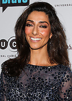 LOS ANGELES, CA, USA - NOVEMBER 18: Necar Zadegan arrives at the Los Angeles Premiere Of Bravo's 'Girlfriends' Guide to Divorce' held at the Ace Hotel on November 18, 2014 in Los Angeles, California, United States. (Photo by Celebrity Monitor)