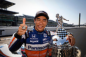 2020-08-24 NTT IndyCar Indianapolis 500 Winner Portraits