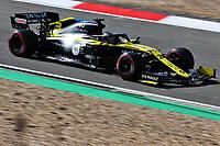 10th October 2020, Nuerburgring, Nuerburg, Germany; FIA Formula 1 Eifel Grand Prix, Qualifying sessions;  3 Daniel Ricciardo AUS, Renault DP World F1 Team