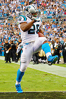 The Carolina Panthers vs. theNew Orleans Saints at Bank of America Stadium in Charlotte, North Carolina.Photos by: Patrick Schneider Photo.com