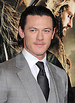 LOS ANGELES, CA - December 02: Luke Evans arrives at The Warner Bros' Pictures L.A. Premiere of THE HOBBIT: THE DESOLATION OF SMAUG held at The Dolby Theater in Hollywood, California on December 02,2013                                                                               © 2013 Hollywood Press Agency