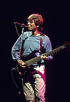 """Phil Lesh of The Grateful Dead performs during a concert in Oakland.     Less will reunite with the  remaining members of the band will reunite for the final time for the """"Fare Thee Well"""" concerts  over July 4th weekend in 2015."""