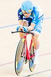 Ko Siu Wai of the Hong Kong team competes in the Men's Individual Pursuit - Qualifying as part of the 2017 UCI Track Cycling World Championships on 14 April 2017, in Hong Kong Velodrome, Hong Kong, China. Photo by Marcio Rodrigo Machado / Power Sport Images