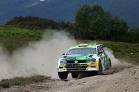 21st May 2021, Arganil, Portugal. WRC Rally of Portugal;  Esapekka lappi-Volkswagen Polo GTI WRC2