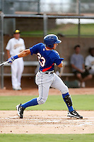 Christian Villanueva - AZL Rangers - 2010 Arizona League. .Photo by:  Bill Mitchell/Four Seam Images..