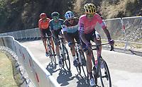 3rd September 2020; Le Teil to Mont Aigoual , France. Tour de France cycling tour, stage 6; Ef Van Garderen, Tejay Mont Aigoual