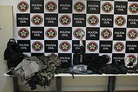 06/10/2020 - POLÍCIA DO RIO DE JANEIRO CUMPRE MANDATOS CONTRA MILICIANOS