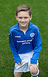 St Johnstone Academy U11's<br /> Euan Wolecki<br /> Picture by Graeme Hart.<br /> Copyright Perthshire Picture Agency<br /> Tel: 01738 623350  Mobile: 07990 594431