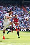 Real Madrid's player Gareth Bale during a match of La Liga Santander at Santiago Bernabeu Stadium in Madrid. September 10, Spain. 2016. (ALTERPHOTOS/BorjaB.Hojas)