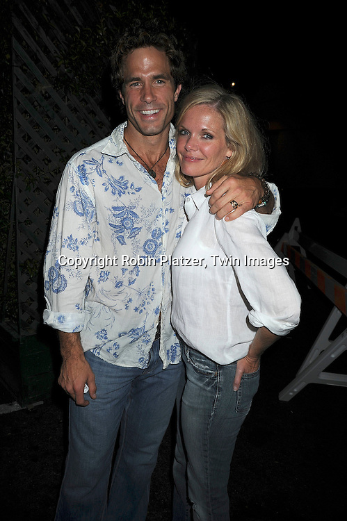 """Shawn Christian and Maura West..at SOAPNET'S """" Night Before Party"""" for the 2008 Daytime Emmy Award Nominees at Crimson and Opera in ..Hollywood, California on June 19, 2008.....Roibn Platzer, Twin Images"""
