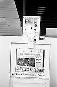 """Memphis, Tennessee<br /> USA<br /> August 15, 2002<br /> <br /> The local newspaper in Memphis asks the question many fans hope for during """"Elvis Week""""."""