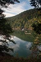 Reid Harbor, Stuart Island, Washington, US