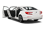 Car images of 2021 Honda Accord-Hybrid EX-L 4 Door Sedan Doors