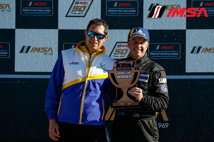 LPM3 Bronze Cup, #3 Jr III Racing Ligier JS P3, LMP3: Kris Wilson