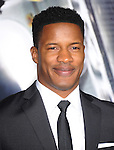 Nate Parker attends Universal Pictures' Non-Stop held at Regency Village Theatre in Westwood, California on February 24,2014                                                                               © 2014 Hollywood Press Agency